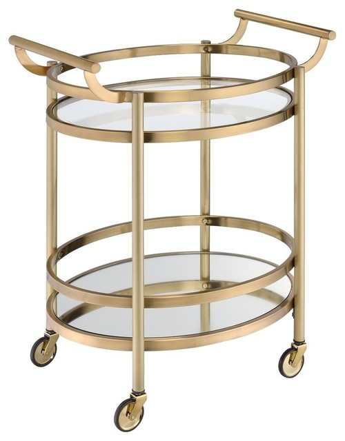 Acme Furniture Acme Lakelyn Serving Cart View In Your