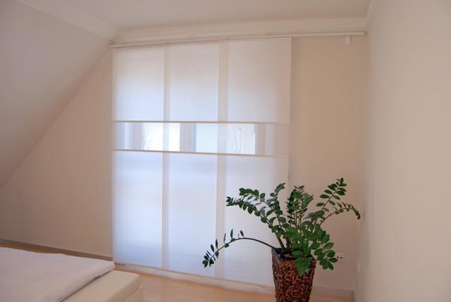 Stunning Vorhang Schlafzimmer Modern Images - ghostwire.us ...