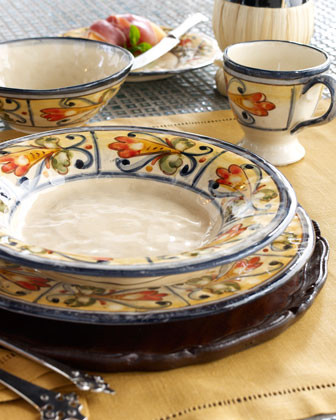 I would like to purchase 3 more placesettings of Florella Italian Dinnerware & I would like to purchase 3 more placesettings of Florella Italian ...