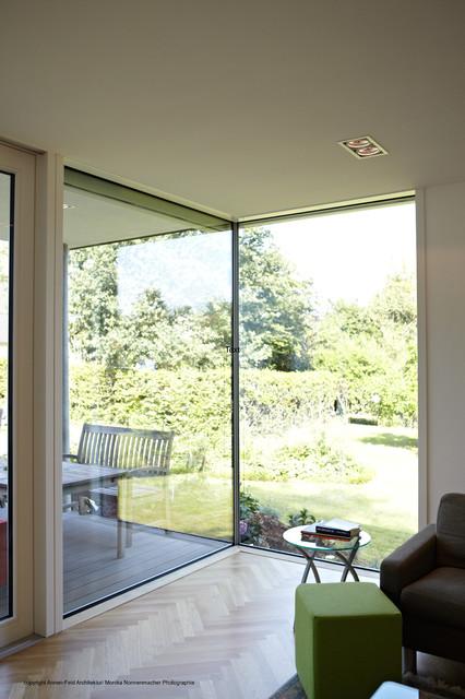Sanierung landhaus 30er jahre modern d sseldorf von for Innenarchitektur 30er