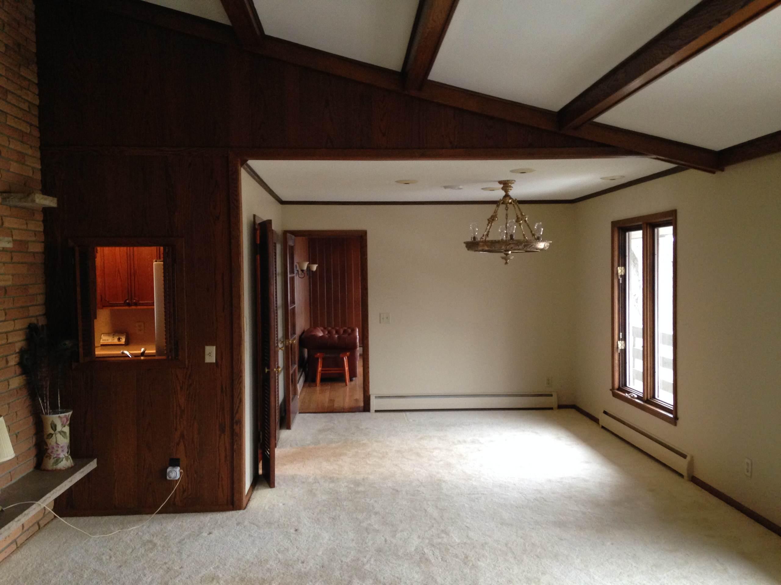 Golden Valley - BEFORE Main Floor Remodel
