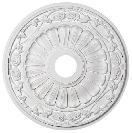 Santa Rosa Ceiling Medallion Traditional Ceiling