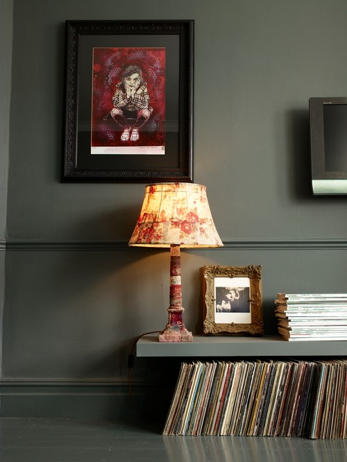 Metal Picture Rail Mouldings - seamless color