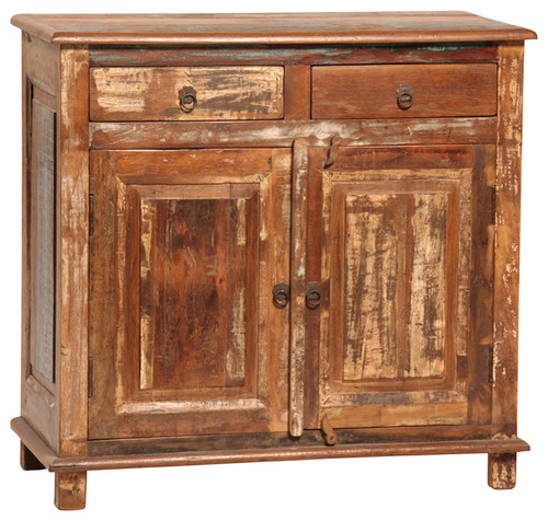 Reclaimed Wood Cabinet