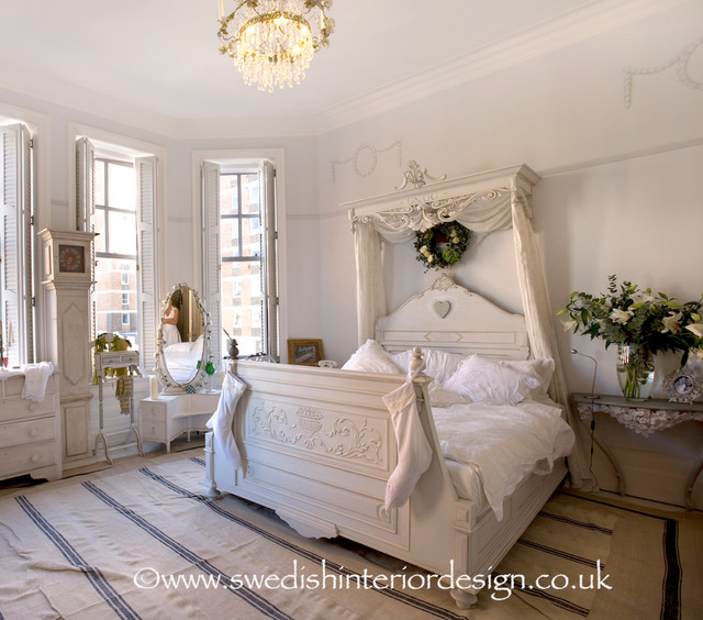 Swedish Gustavian Bedroom traditional bedroom. Swedish Gustavian Bedroom   Traditional   Bedroom   London   by