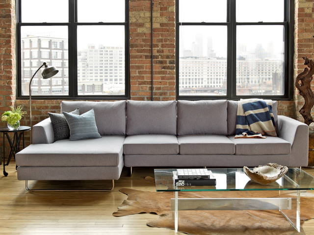 Interior Define Asher sofa - Contemporary - Living Room - Chicago ...