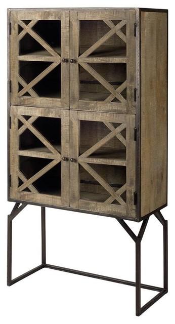 Baker Cabinet.