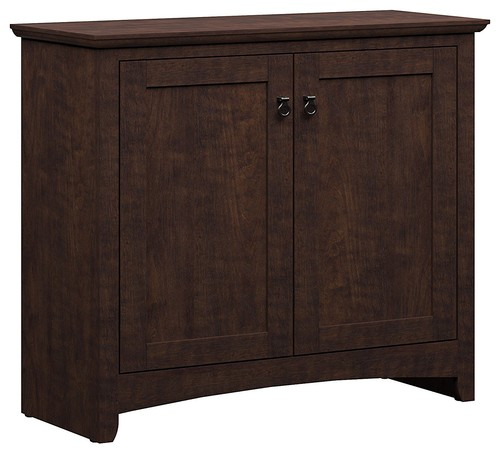 Cabinet, Solid Wood, 2 Doors and Adjustable Shelf