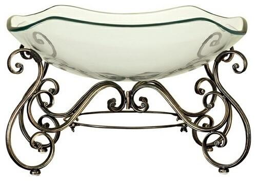Decorative Gl Bowls Decorating Ideas