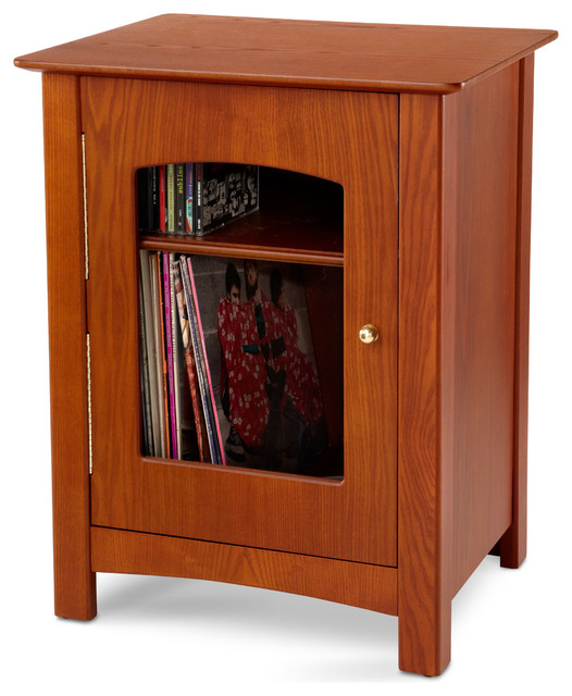 Bardstown Entertainment Cabinet, Paprika - Media Cabinets ...
