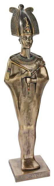 Design Toscano Osiris Egyptian God of the Afterlife Statue