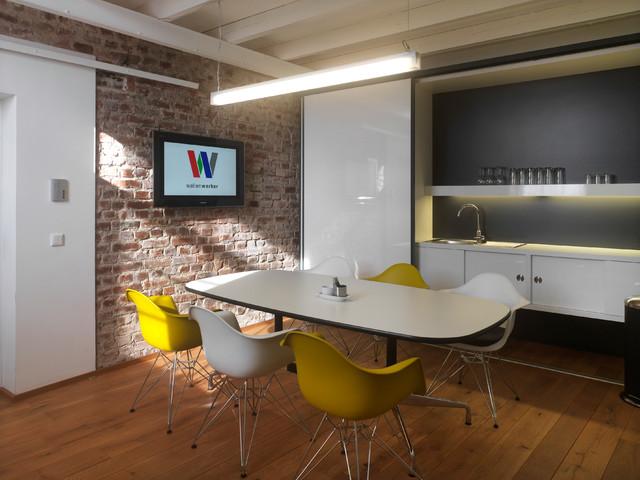 Büro einrichtungsideen modern  Büro Neubau Einrichtung Ausstattung