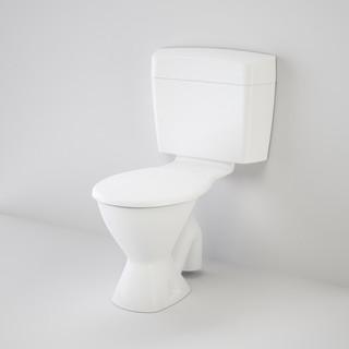 Caroma Uniset II - Uniset II Exposed Connector Toilet Suite