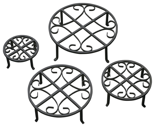 Plant Stand, Set Of 4.