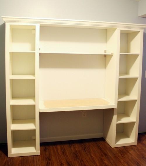 Qualche idea per libreria con scrivania integrata for Home designer 8