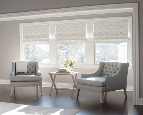Any Recommendations As To Window Treatments You Think Would Work Best Or Alternatively Some Sort Of Art Go Above The