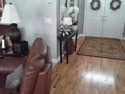 wood flooring stain colors