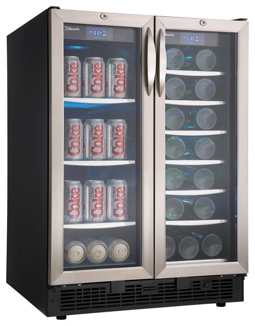Danby Appliances 5 0 Cu Ft 27 Bottle Wine Cooler Beverage