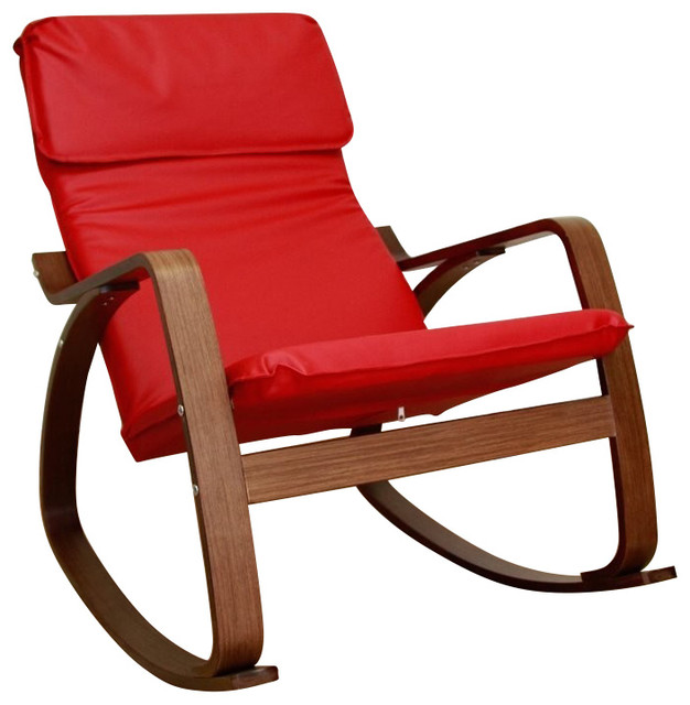 Chair rattan swivel chair indoor wicker chairs outdoor wicker chair - Stockholm Contemporary Bentwood Rocking Chair Rocking