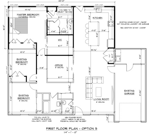 Help House Remodeling Is This Good Floor Plan