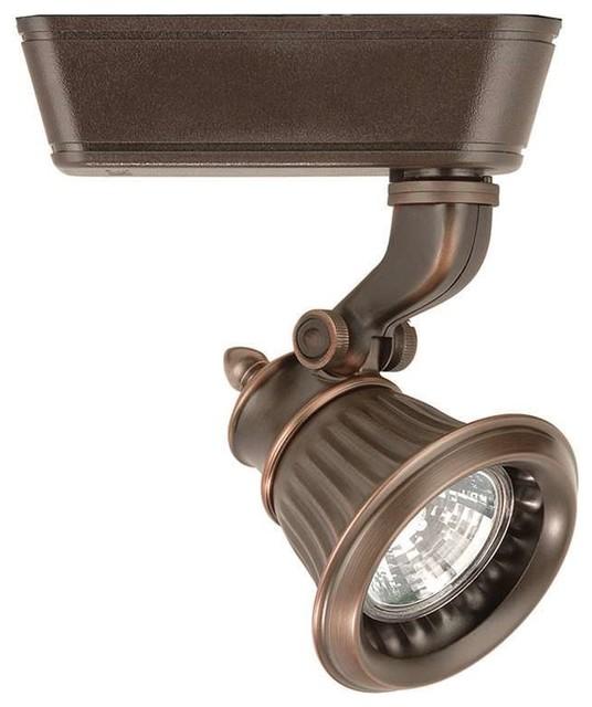 Lightolier Track Pendant Adapter: WAC Lighting J Series Low Voltage Track Head