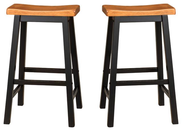 Toluca Stools Set Of 2 Craftsman Bar Stools And
