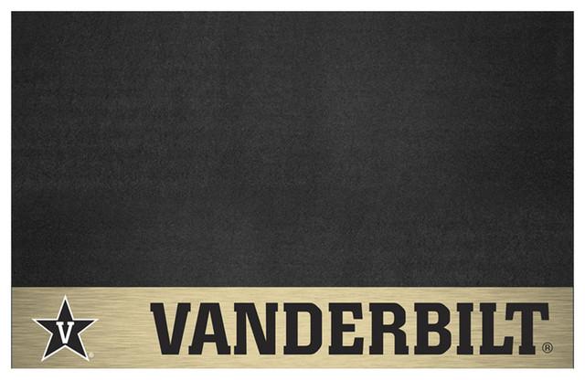 Vanderbilt Commodores Bbq Grill Mat.