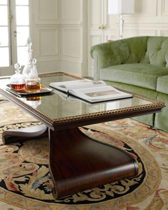 Drape Coffee Table