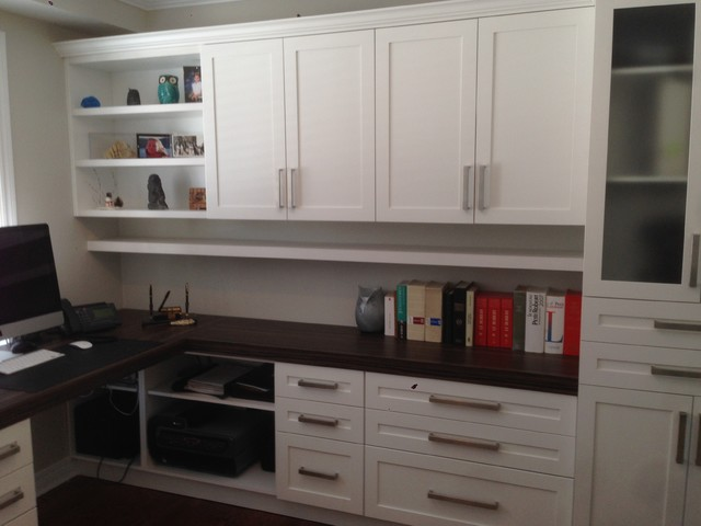 Kitchen Cabinet Spray Painting Montreal
