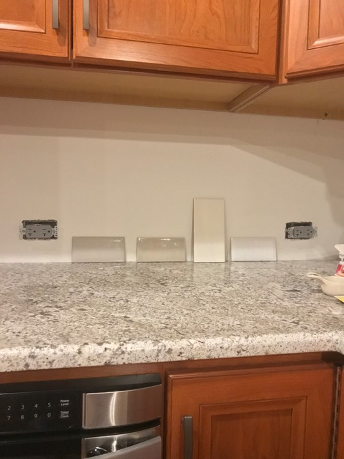 Help Choose Backsplash Tile