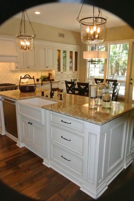 New Port Beach Kitchen Remodel