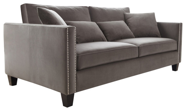 Cathedral sofa contemporary sofas by inmod for In mod furniture