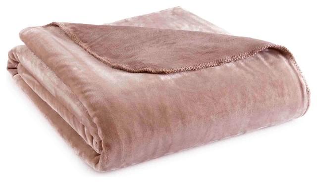 ultra velvet soft blanket traditional blankets by shavel
