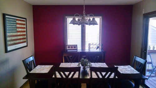 Should I Paint My Living Room Red View in galleryWhat Color