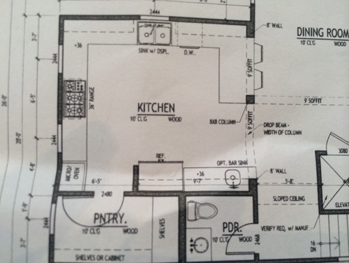 Need help with new kitchen layout for I need a new kitchen layout