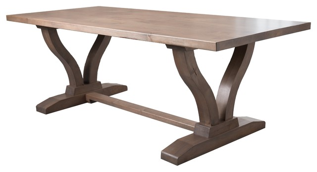 Vera Trestle Dining Table