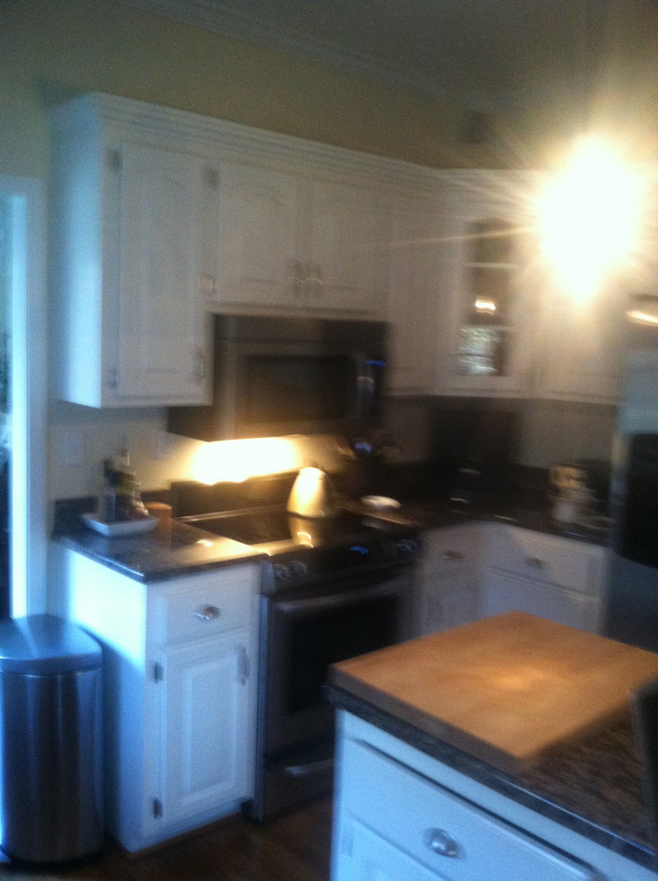 HCB 5 Day Kitchen Before