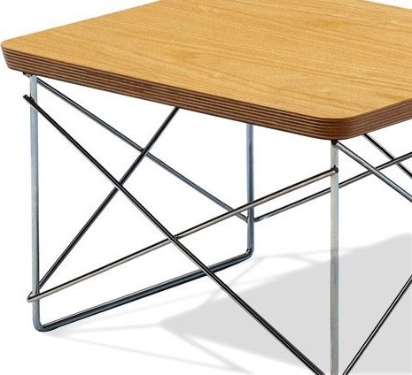 Eames end table modern icons the eames wire base table keyboard keysfo Images
