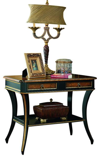 Regency Bedside Table.