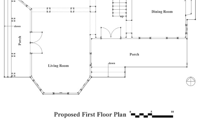 How To Read A Floor Plan Thomas Lumber Company