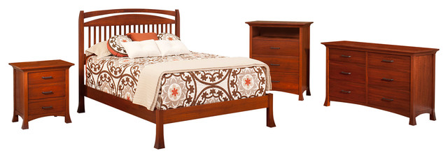 The Oasis Bedroom Collection Craftsman Bedroom