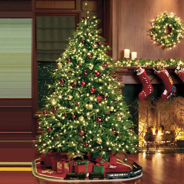 redmond spruce treetime christmas tree designs. Black Bedroom Furniture Sets. Home Design Ideas