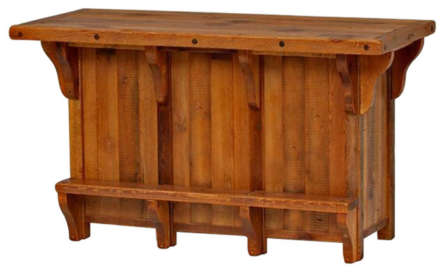Barnwood Bar Rustic Wine And Bar Cabinets By Woodland Creek