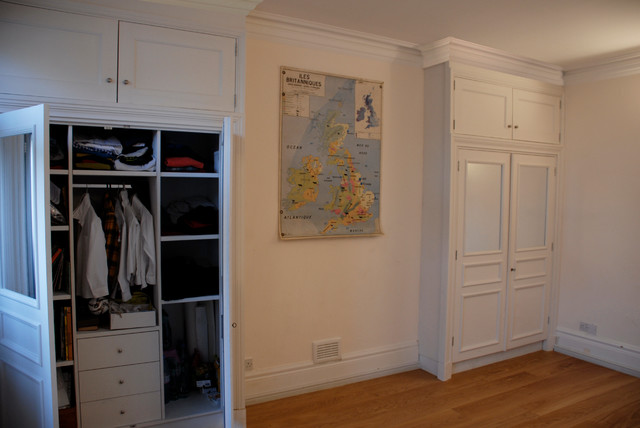 wardrobe traditional wardrobes and armoires london by mjs of london. Black Bedroom Furniture Sets. Home Design Ideas