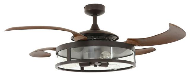 Defrye 3 light fan transitional ceiling fans by beacon lighting teague 3 light fan bronze aloadofball Images