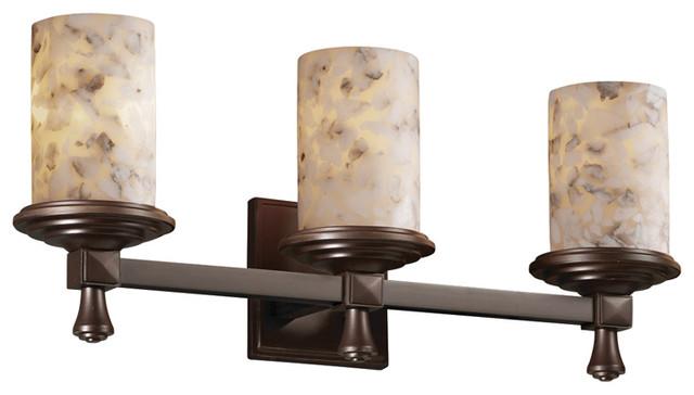 Shop houzz justice design group llc justice design alr - Chapter 3 light bar bathroom light ...