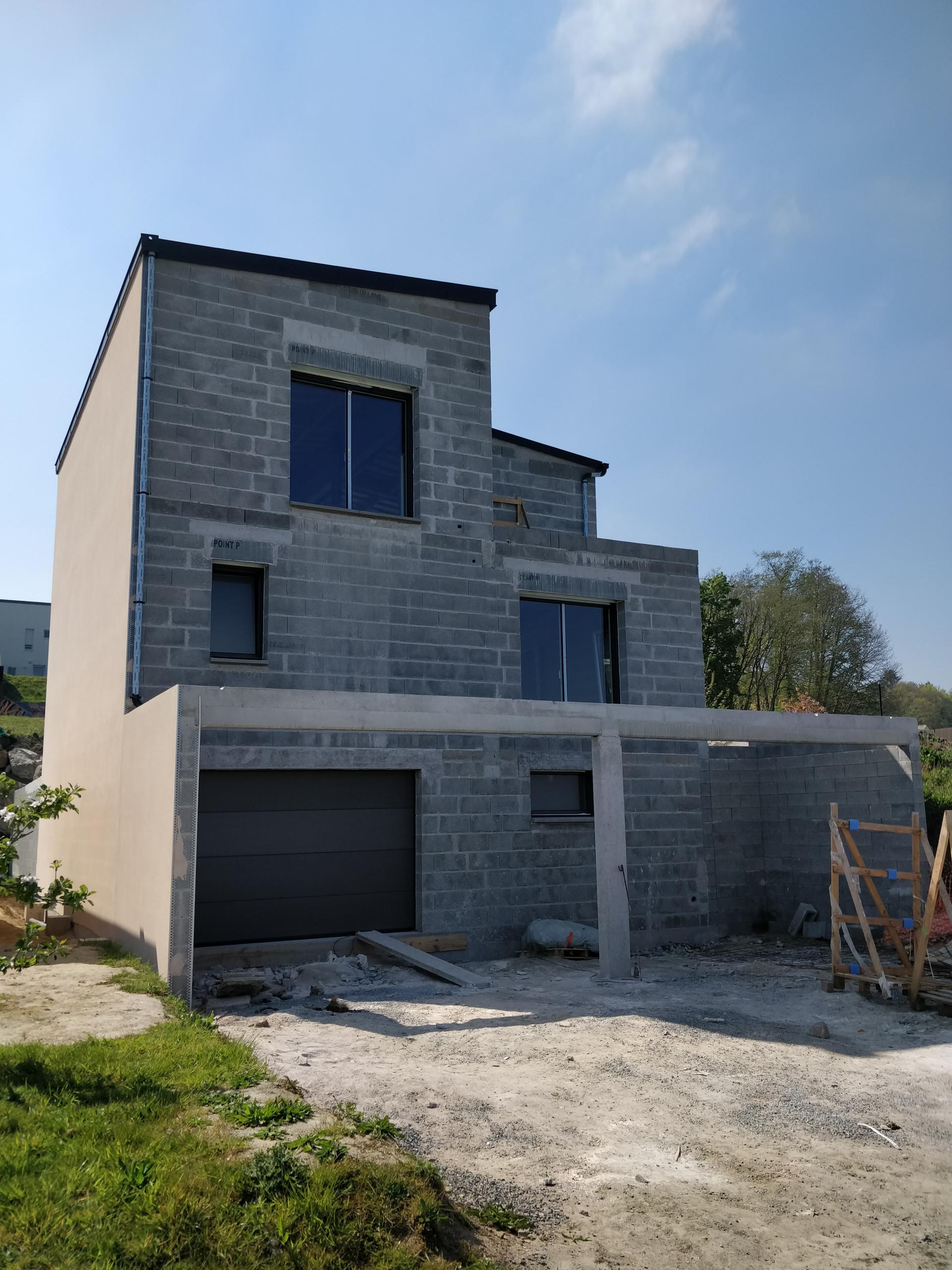 Maison a balcon