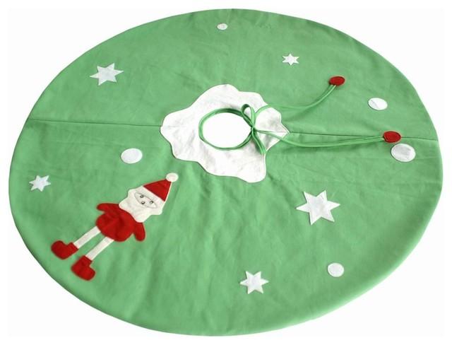 Handmade Christmas Ornaments Tree Skirt Toppers 35