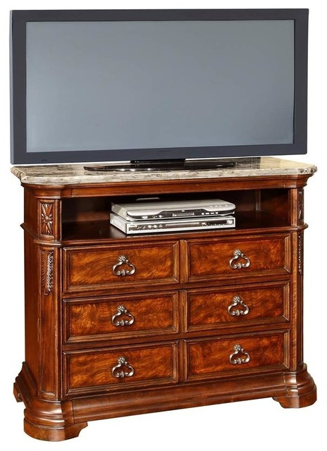 Shop Houzz   2-Door Media Chest - Entertainment Centers And Tv Stands