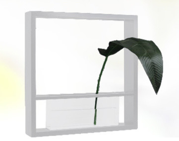 How to Hang a Glass Wall Vase | eHow.com